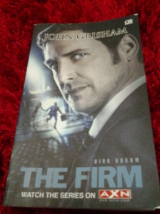 The Firm karya John Grisham. @Made
